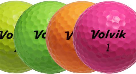 Golf Bola Golf Warna Orange Pink Ungu companies look to push colored golf balls in u s golfweek