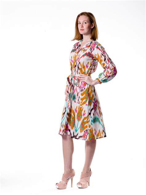 Kaftan Ikat Motif Maxmara Premium 1 pin kaftan dress by uma padu knitting pattern cake on