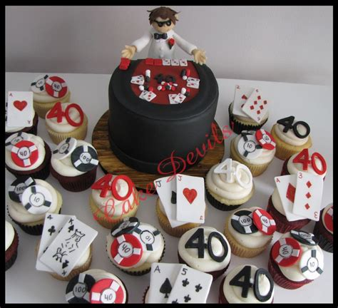 Handmade Cake Decorations - cake devils cake devils they re sinfully
