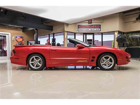 2002 pontiac trans am convertible for sale 2002 pontiac firebird trans am firehawk convertible for