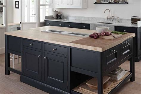 Bespoke Kitchen Islands by Bespoke Kitchen Island Kitchens Sculptural Kitchens