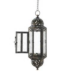 Home Decor Candle Lanterns Hanging Victorian Candle Lantern At Koehler Home Decor