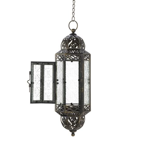 hanging victorian candle lantern at koehler home decor