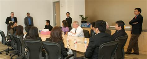 Csuf Mba Association by International Students Meet With U S Ambassador To