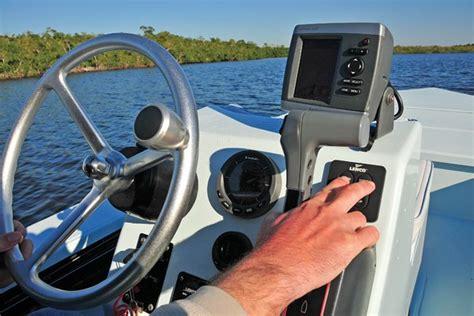 garmin boat depth finder how to install a fishfinder boatus magazine