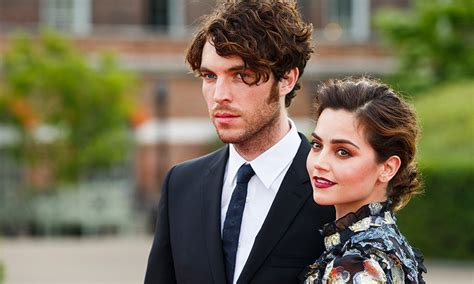 tom hughes and jenna coleman victoria are victoria stars jenna coleman and tom hughes dating
