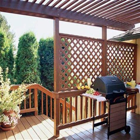 Deck Railing Designs With Lattice - 25 best ideas about lattice deck on lattice
