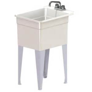 home depot utility sink home depot laundry tubs