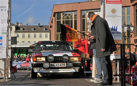 Audi 80 Rally by Audi80 Rally Varmer Op Til Rally Monte Carlo Historique