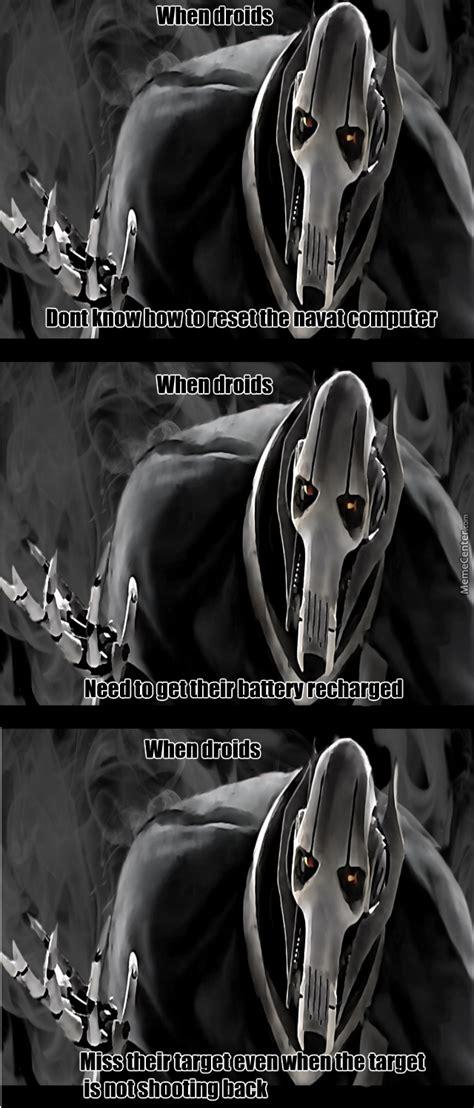 General Grievous Memes - swc star wars meme thread page 103 jedi council forums