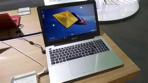 Laptop Asus Ou Dell asus x555 15 6 quot notebook bemutat 243 vide 243