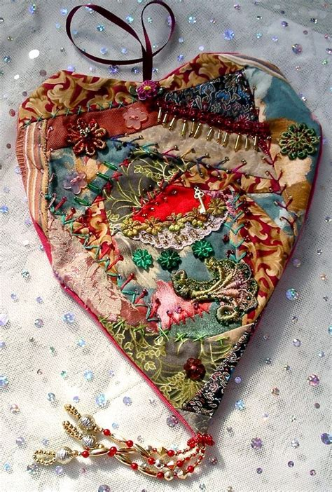 Cq Sewing And Patchwork - 295 best quilt hearts images on