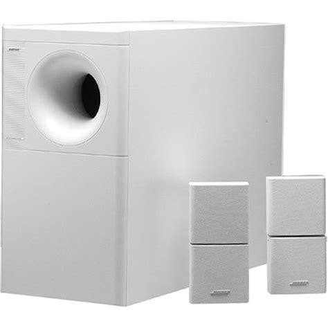 Speaker Bose Acoustimass bose acoustimass 5 series iii speaker system white 21726 b h
