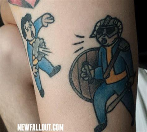 elder scrolls tattoo skyrim tats new fallout of the tattoos