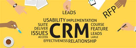 Crm Rfp Template Crm Request For Proposal Process Crm Rfp Template