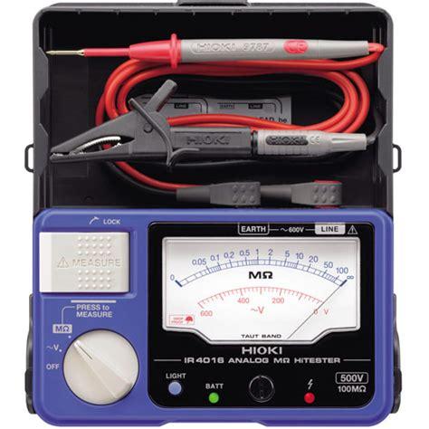 Meter Listrik Digital alat untuk mengukur insulasi listrik analog meter digital