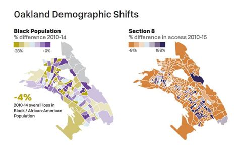 oakland section 8 housing 90 section 8 map map of density section 8 housing