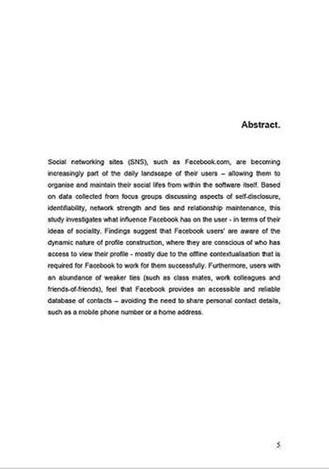 thesis abstract for website this is what an abstract for a dissertation would look like