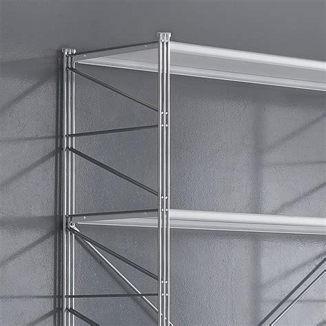 scaffali da ufficio kalevi scaffale componibile metallo per ufficio 293 x 35 x