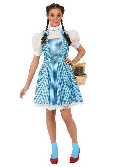 costume for adults dorothy wizard of oz costumes hairstyle 2013
