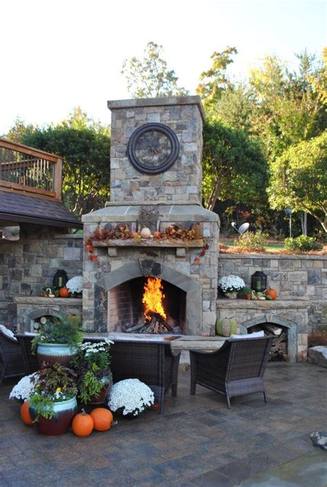 redecorating ideas to enjoy your patio in the fall