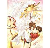 Syaoran X Sakura  Anime Fan Art 36193133 Fanpop