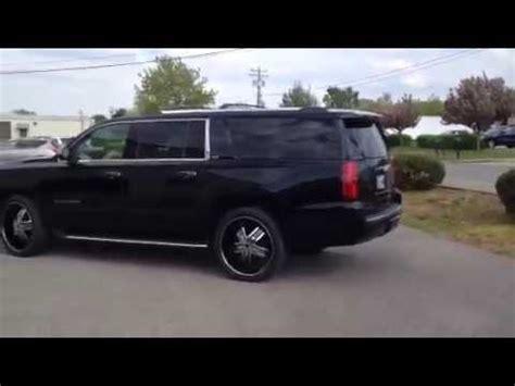 2015 suburban ltz 24 inch massive 910 wheels nashville tn