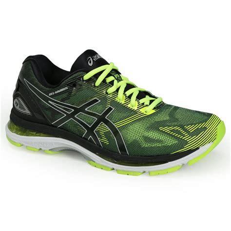 Sepatu Asics Gel Nimbus 19 asics gel nimbus 19 mens running shoe t700n 9007