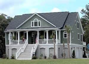 Southern Low Country House Plans by Low Country House Plans E Architectural Design Page 2