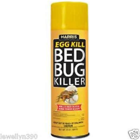 harris bed bug killer harris egg 16 egg kill bed bug 16oz insect killer spray