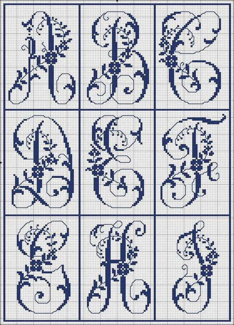 cross stitch alphabet pattern maker free 150 best images about free cross stitch alphabets on