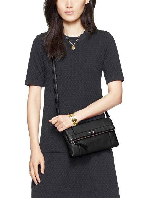 kate spade lyst kate spade new york fremont place julian in black