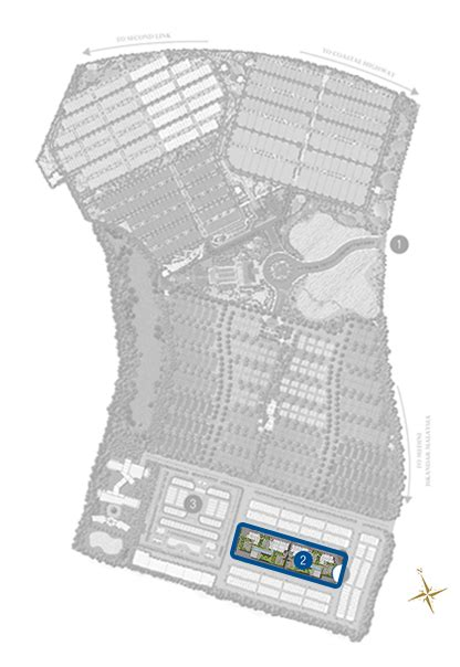 eco nest plan master plan eco galleria