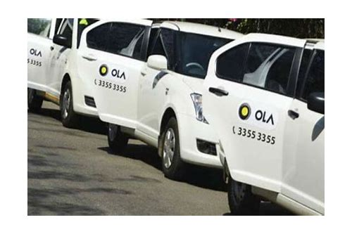 ola cab coupons in delhi ncr