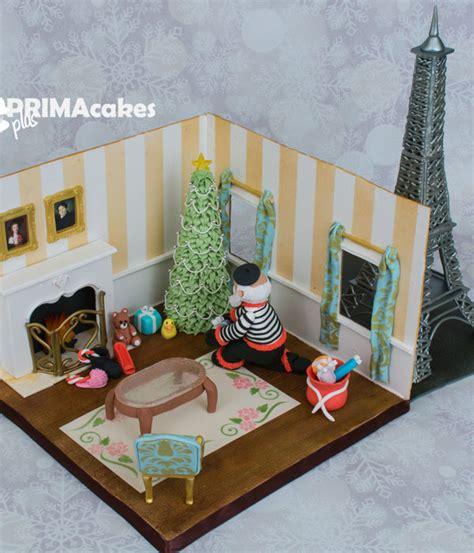 jolly santa cakes cakecentral