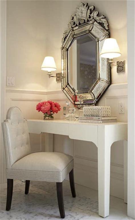 Pretty Vanities by Mirror Pretty Room Vanity Vintage Image 69092 On