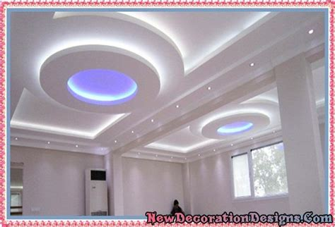 Modern Furniture And Home Decor by Gypsum Board Ceiling Design Ideas With Contemporary