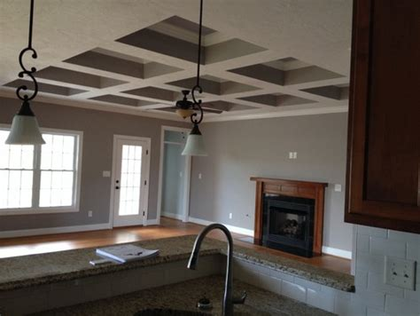 coffered ceiling lighting coffered ceiling lights