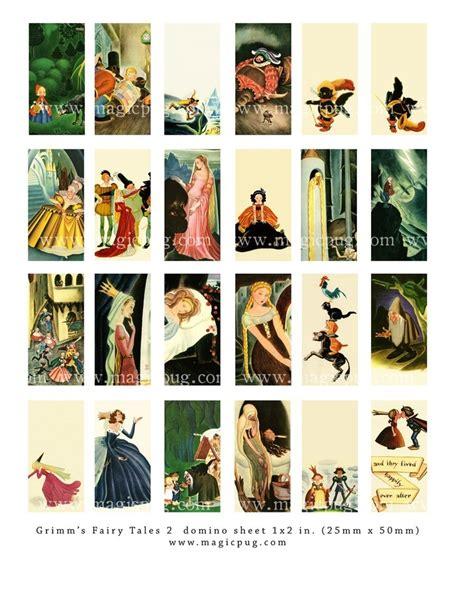 Printable Grimm S Tales