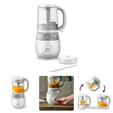 Avent 2 In 1 Steam Blender jual philips avent 4 in 1 healthy baby food maker steam