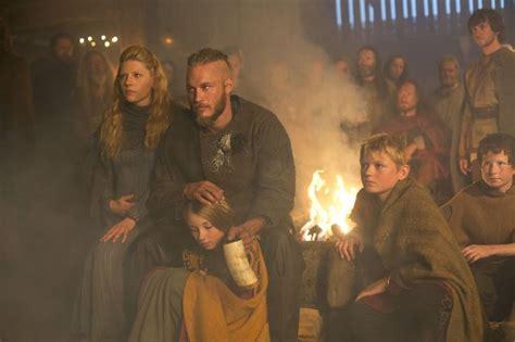 ragnar lothbrok wives vikings series 2013 starring katheryn winnick as