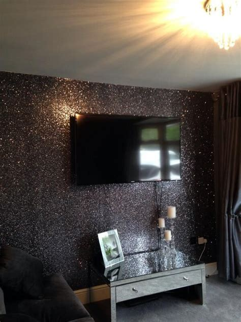glitter wallpaper decorator glasgow 1318 best images about glamour and bling home decor on