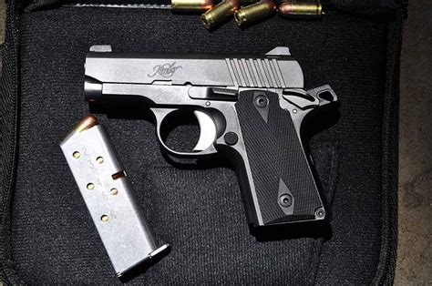 Kimber Giveaway - kimber s new baby 1911 the micro carry gat daily guns ammo tactical