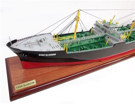 Handcrafted Model Ship - 1000 images about gas tankers on