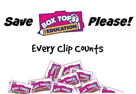 box tops clip box tops for education storage bag desert chica