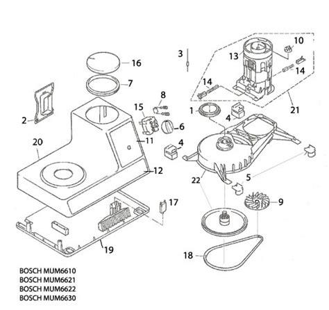 Image Gallery Mixer Parts