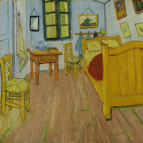 you can now live like van gogh in the bedroom arch2o com artists replicate vincent van gogh s bedroom in a chicago