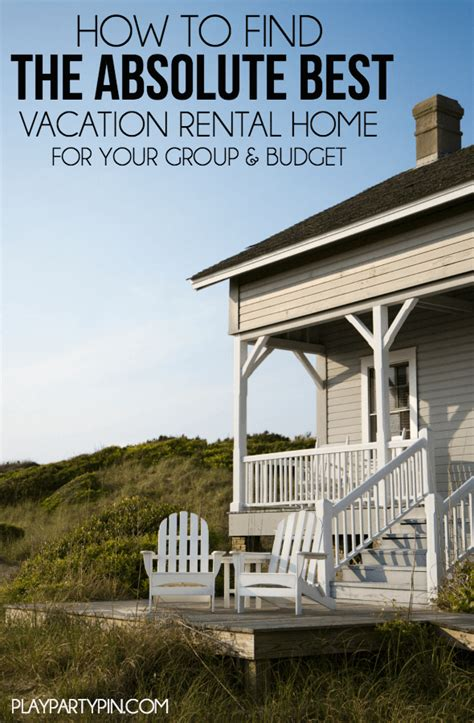Find A Cabin How To Find The Best Vacation Rental Homes