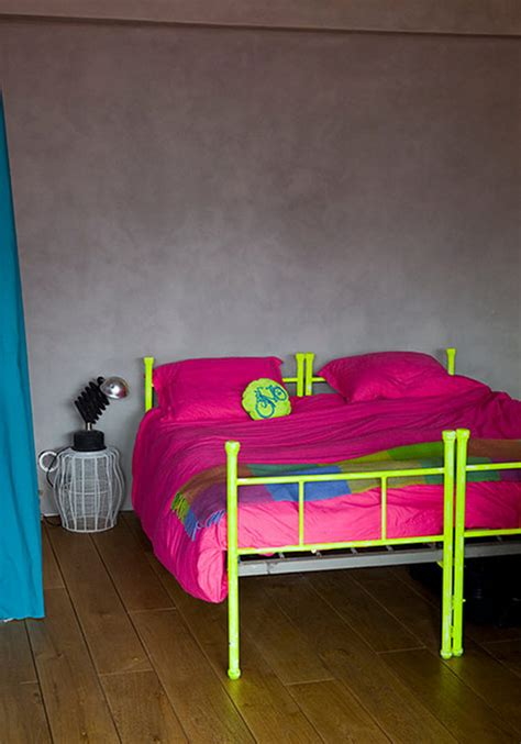 neon colored paint for bedrooms color inspiration pink neon yellow