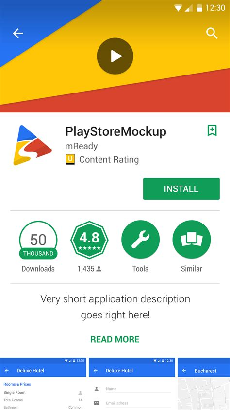 Why Play Store Is Not Opening Play Store Mockup Free Psd Mready
